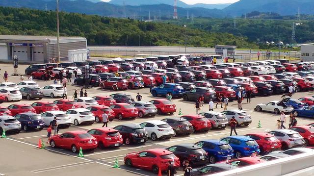 画像: 富士SWに6千人のマツダファン!「787B」デモラン披露【動画】 - エキサイトニュース