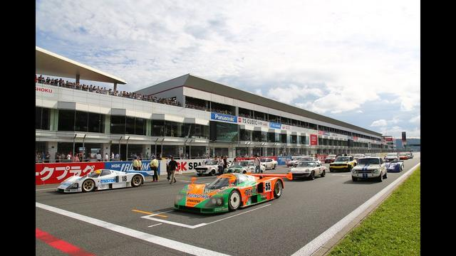 画像: Be a driver. Experience at FUJI SPEEDWAY 2016 www.youtube.com
