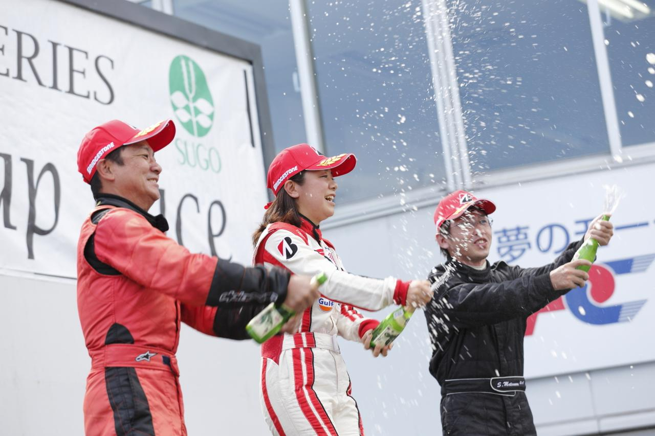 画像: MZRacing(エムゼット レーシング) マツダモータースポーツ情報サイト - 北日本シリーズNDは鎌倉が4戦全勝のパーフェクト達成、NCは小松が今季2勝目!