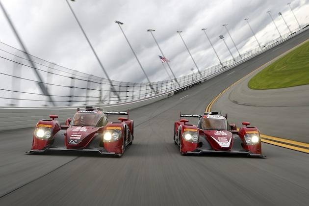画像: マツダ、新開発のガソリン・エンジンでデイトナ24時間レースに挑む - Autoblog 日本版