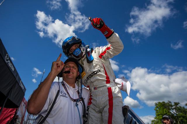 画像: IMSAロードアメリカ予選でマツダプロトタイプが今季3度目ポール|MZRacing(エムゼット レーシング)