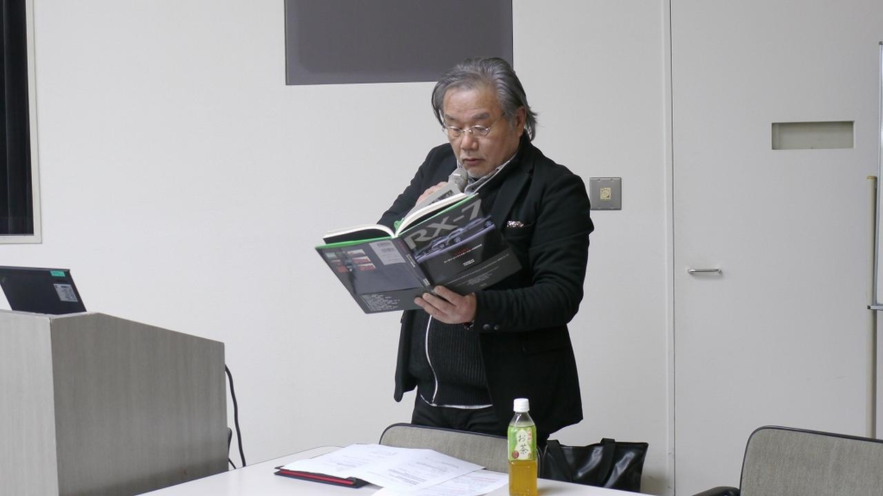画像: シークレット・スペシャルゲストの小野隆さん