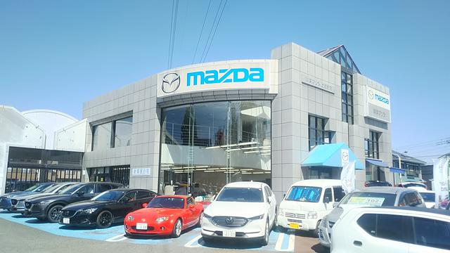 画像: 東京都心からアクセスが早い西東京市に関東マツダ武蔵野店はあります。玉川上水に沿った五日市街道のくぬぎ橋北交差点が目印。 www.mazda.co.jp