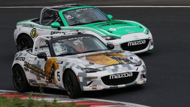 画像: GLOBAL MX-5 CUP JAPAN Rd 4 Okayama Digest youtu.be
