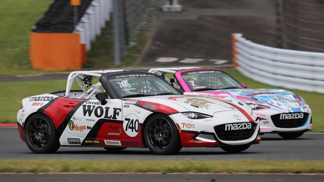 画像: GLOBAL MX-5 CUP JAPAN Rd 5 Fuji Digest youtu.be