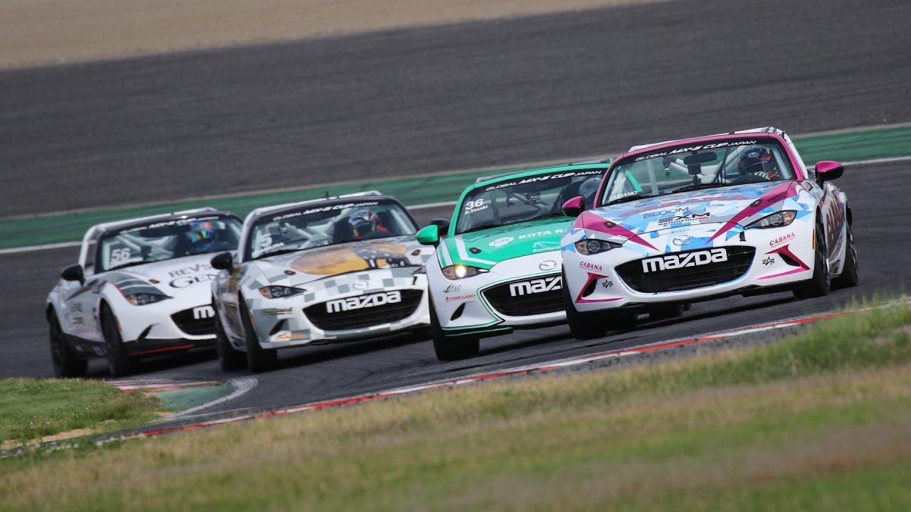 画像: GLOBAL MX-5 CUP JAPAN Rd 2 SUZUKA Digest youtu.be