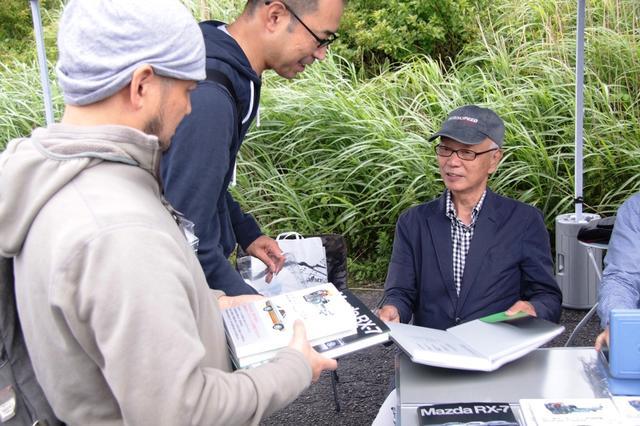 画像8: 「RX-7 40th Anniversary Meeting 2018 in 箱根」 イベントレポート