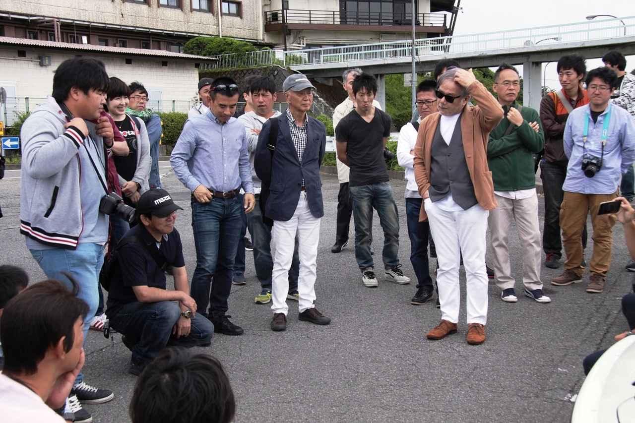画像4: 「RX-7 40th Anniversary Meeting 2018 in 箱根」 イベントレポート