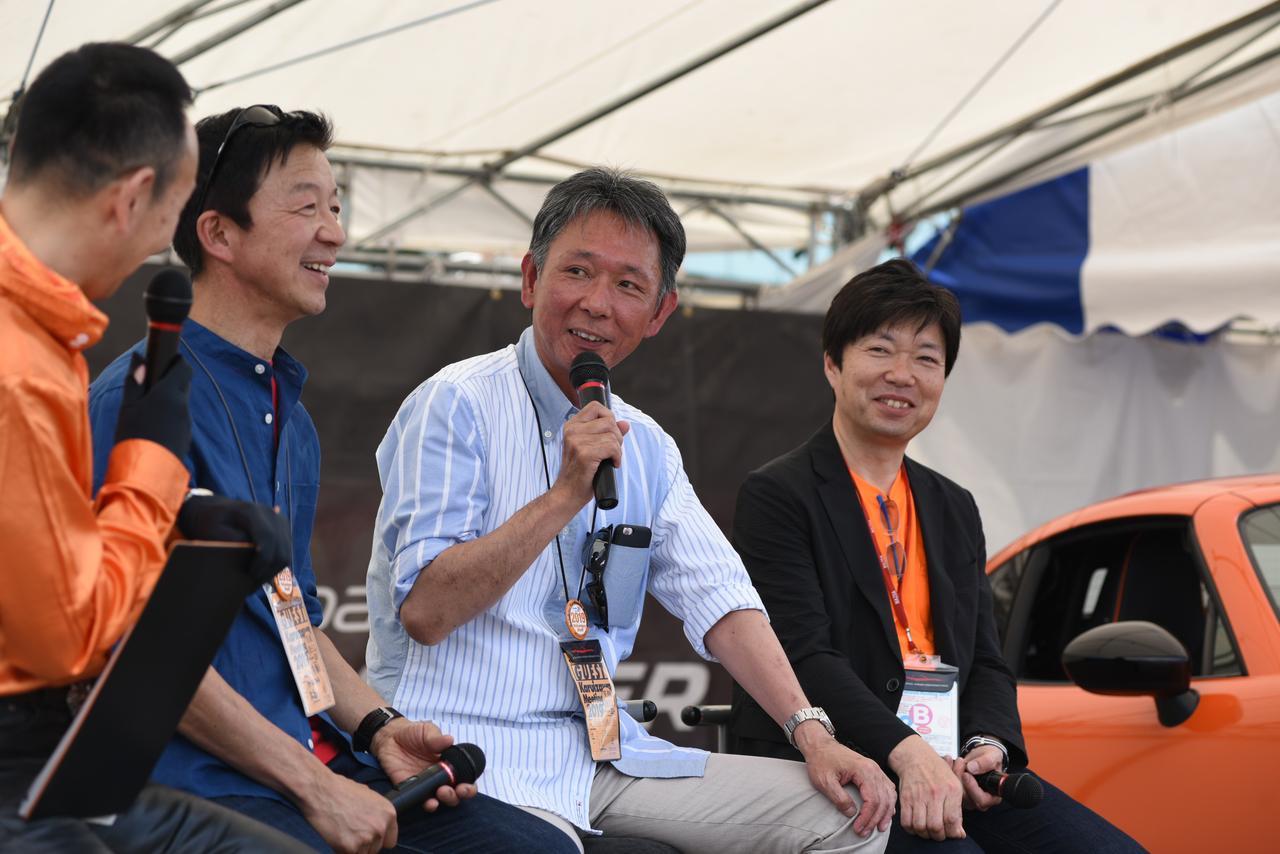 画像8: 晴天の中、27回目となる軽井沢ミーティングが開催