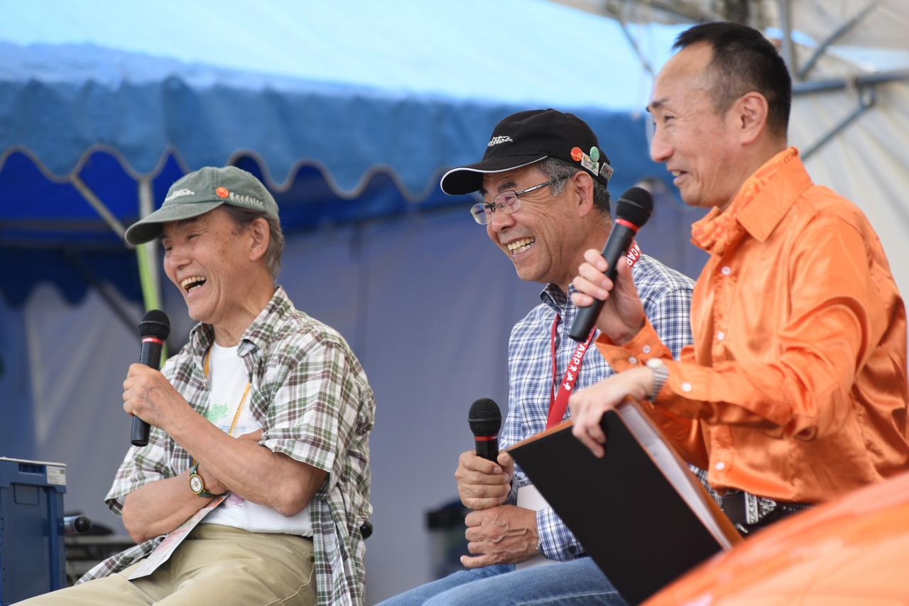 画像10: 晴天の中、27回目となる軽井沢ミーティングが開催