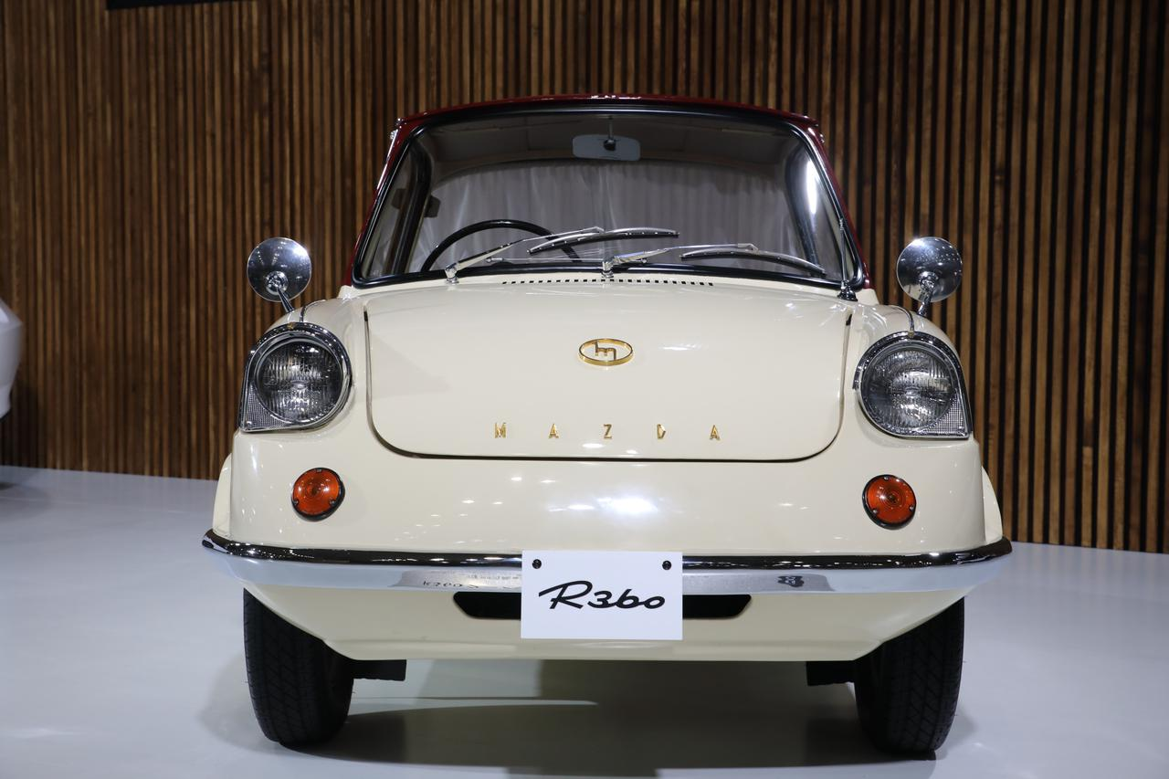 画像: 4輪乗用車への本格参入の礎となったR360クーペ。スマートなデザインで人気を博した。