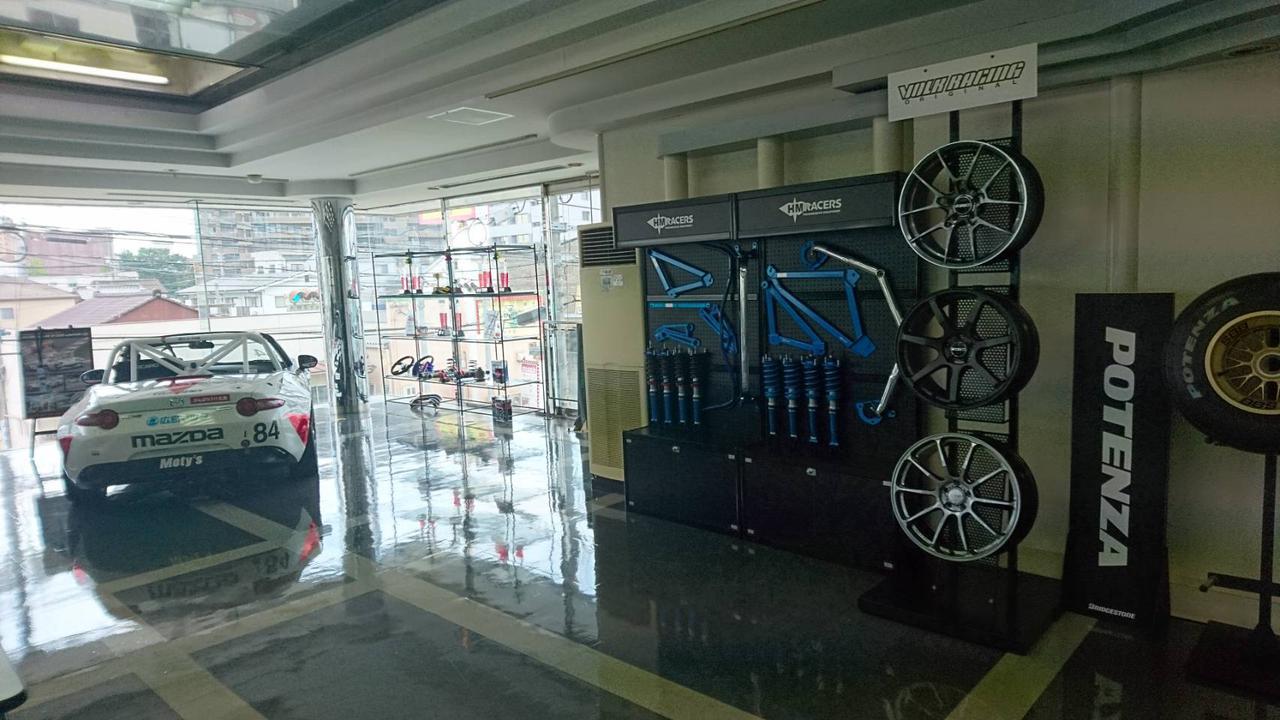 画像2: 広島マツダ大洲本店 HM RACERS