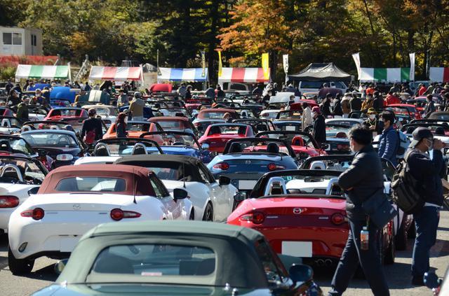 画像3: ロードスター軽井沢ミーティング 2020 イベントレポート