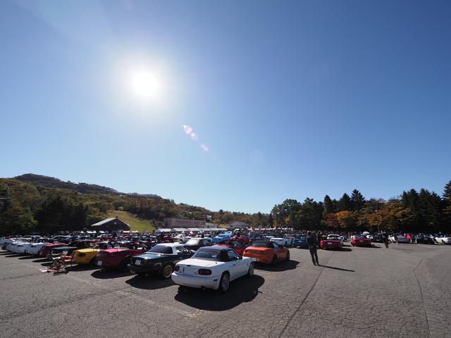 画像1: ロードスター軽井沢ミーティング 2020 イベントレポート