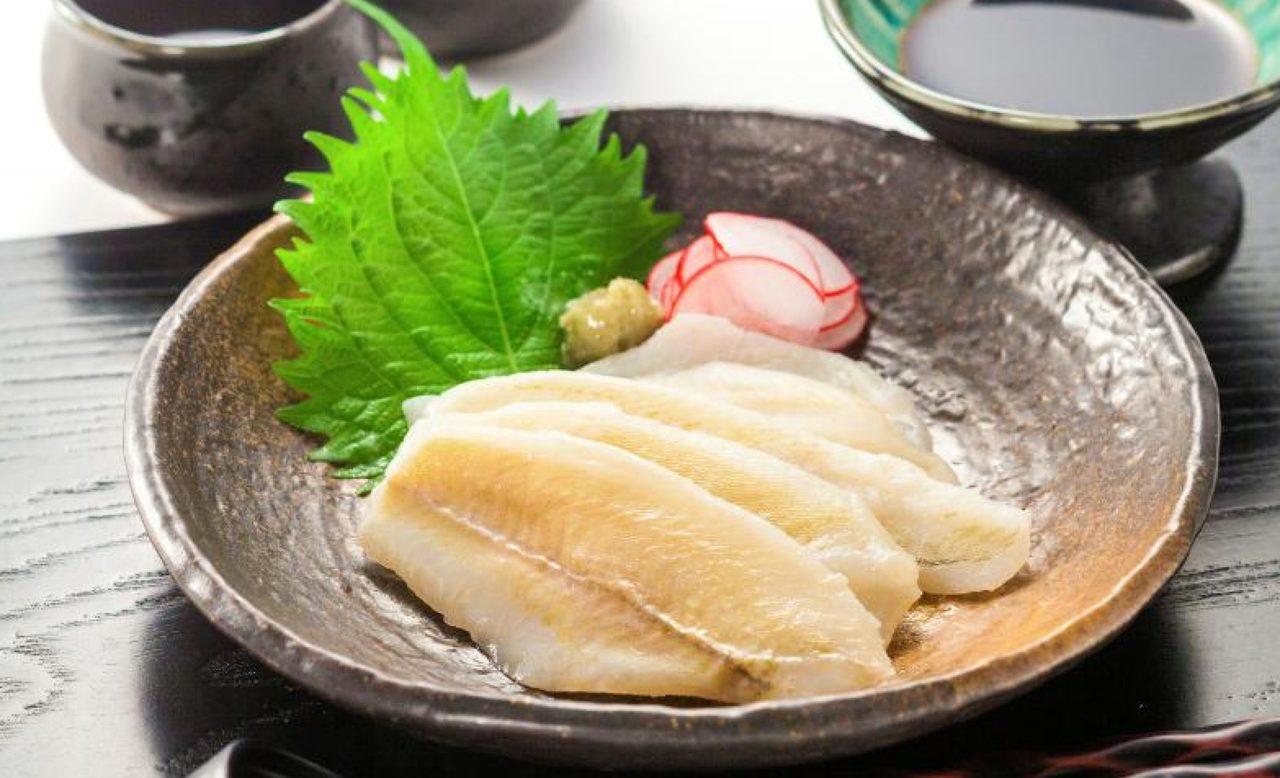 画像: 越前かれいの酢漬け gojomon.net