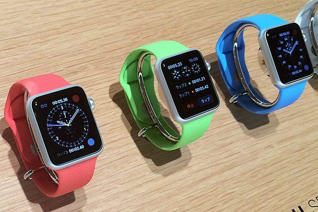 画像: Apple Watchの全貌に迫る! 新作発表会イベントに潜入レポート。(Makiko Yoshida)