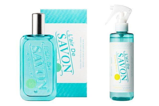 画像: 石けんの香りにフィーチャーした新ブランド、「レール デュ サボン」がデビュー。