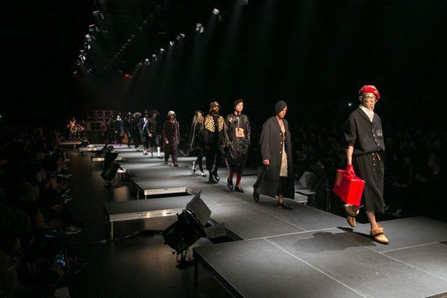 画像: ルードボーイの型にはまらない生き方を現代に「タケオキクチ」13年ぶりにファッションショー開催