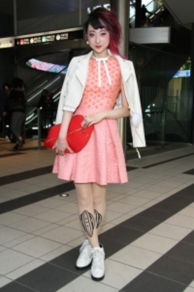 画像: 【スナップ】東京ファッション・ウイーク2015-16年秋冬