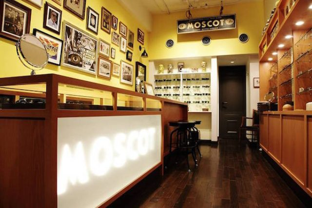 画像: 100周年を迎えたニューヨークのアイウエア「モスコット」の路面店が青山・骨董通りにオープン
