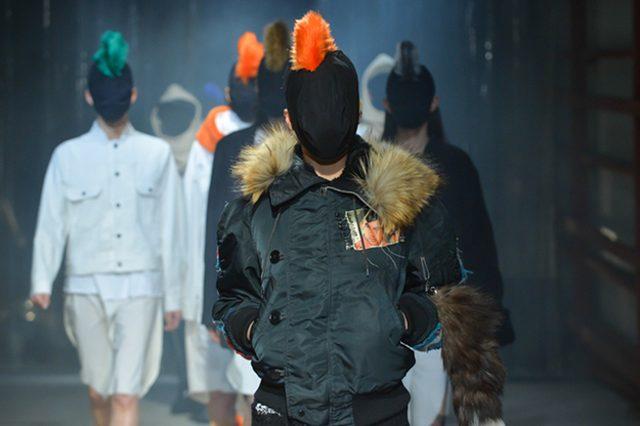 画像: banal chic bizarre 2015-16 Autumn Winter コレクション