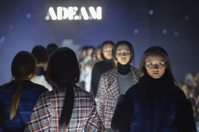 画像: ADEAM 2015-16 Autumn Winter コレクション