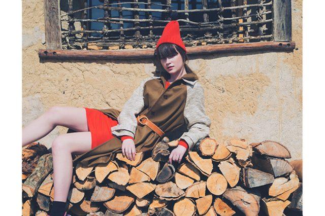 画像: kanie 2015-16 Autumn Winter コレクション