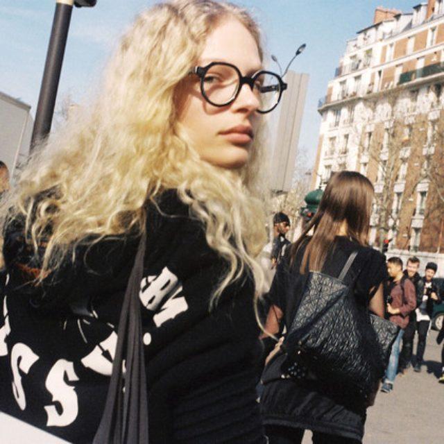 画像: ナムのストリートスナップ 2015-16秋冬コレクション パリ編 Part2。