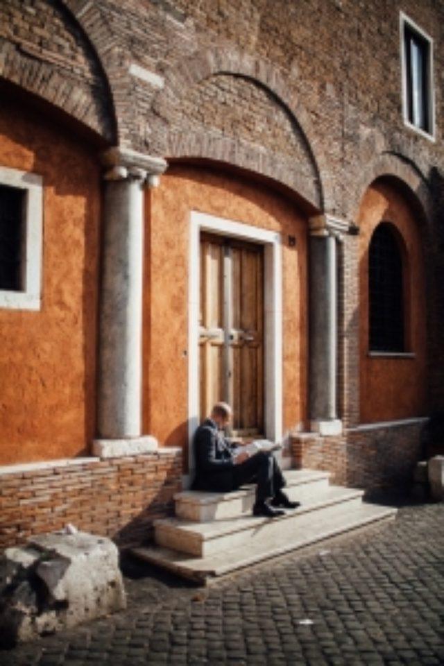 画像: 【スナップ】ローマのストリートファッション2015年冬