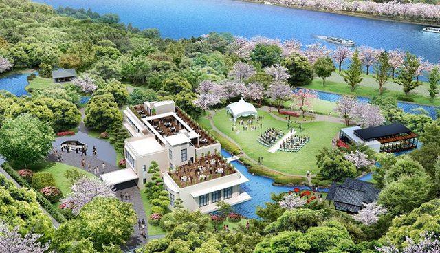 画像: 広大な庭園から望む、桜の絶景を独占! 「THE GARDEN ORIENTAL OSAKA」が桜祭りを開催!