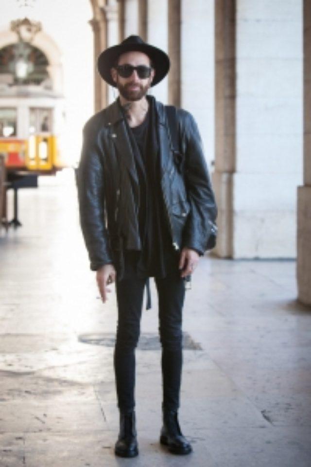 画像: 【スナップ】リスボン・ファッション・ウイーク 2015-16年秋冬