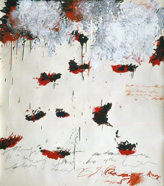 画像: 20世紀を代表する画家サイトゥオンブリーの50年回顧する個展 原美術館で日本初開催