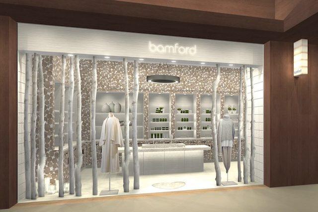 画像: オーガニックブランド、バンフォード日本初の旗艦店が東京・六本木にオープン。