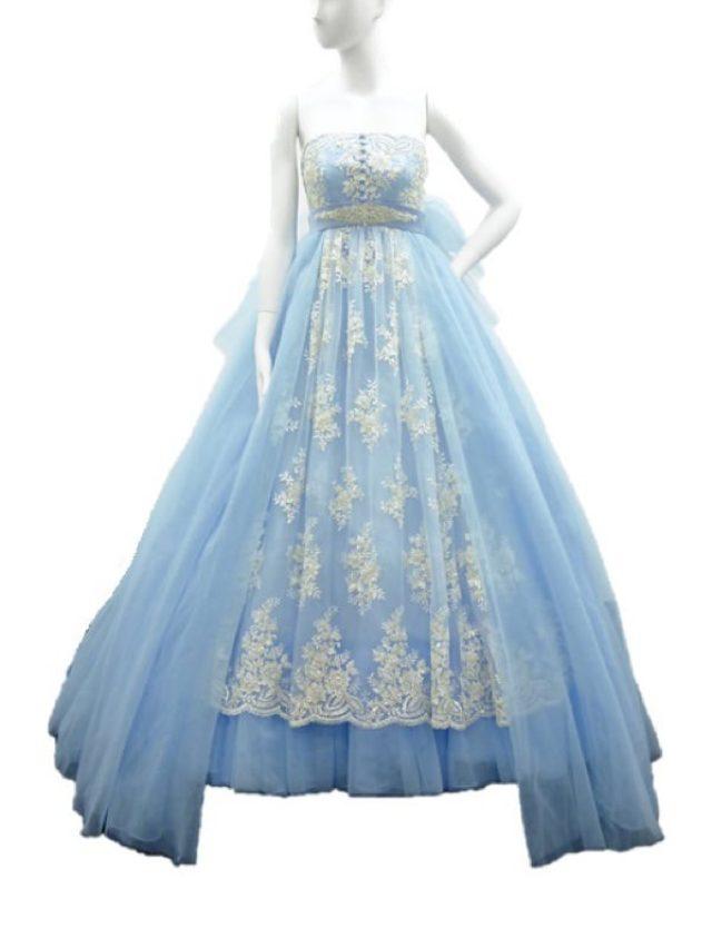 画像: 映画「シンデレラ」の世界観を再現したドレス発売