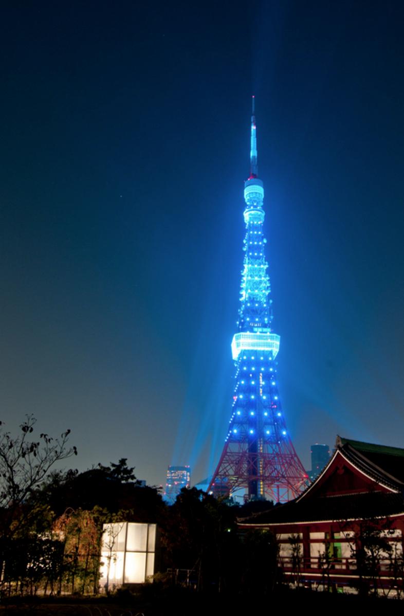 画像: 東京タワーでも nanaio.hatenablog.com