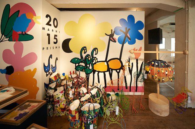画像: 20周年「マルニ」のブロッサム・マーケット上陸 東京・青山で週末開催