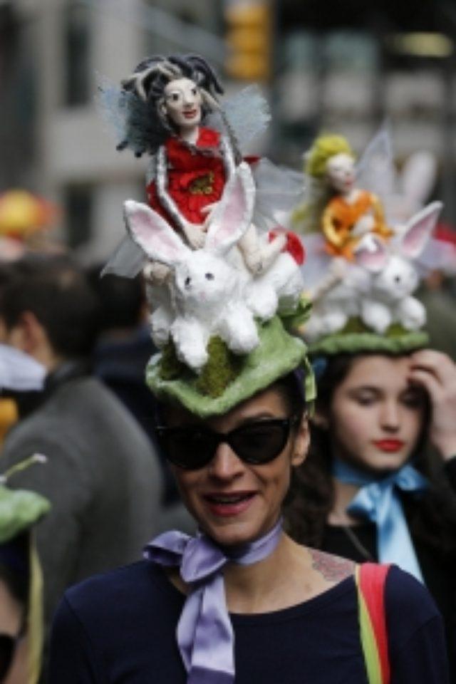 画像: 【スナップ】イースターパレード&ボンネット フェスティバル 2015年