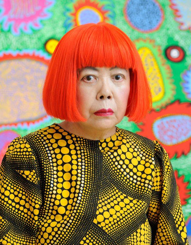 画像: 草間彌生は「世界で最も人気なアーティスト」と美術専門紙が発表