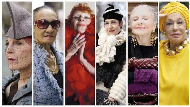 画像: 【日々目がくらみ。東京ファッションウィーク・ハイライト#4】映画「アドバンスト・スタイル」試写会へ。