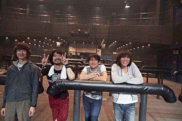 画像: 薮田修身がミスチルの素顔捉えた写真展開催 100点超を公開