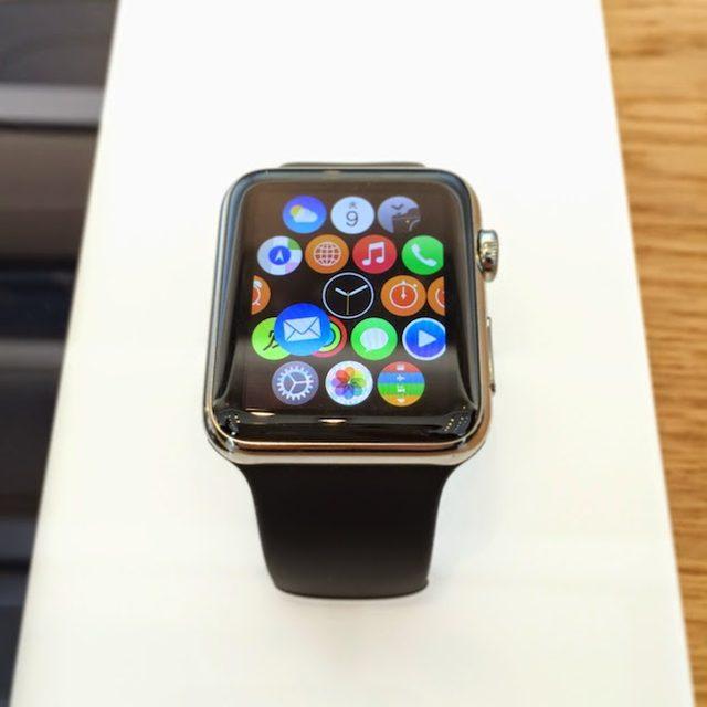 画像: 「時計として、美しいです。」アップル ウォッチを試着してみた