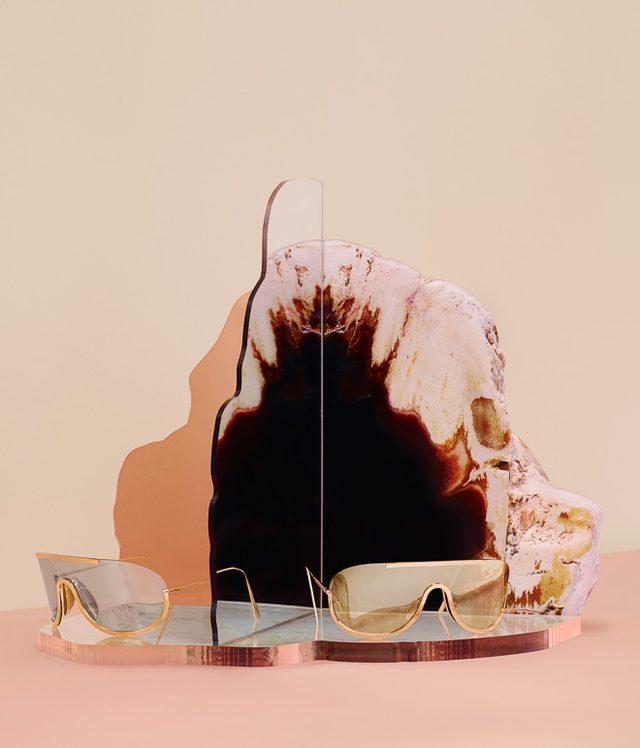 画像: アクネ ストゥディオズから初のアイウェアコレクション登場