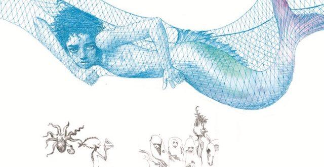 """画像: 宇野亞喜良の展覧会が六本木に 穂村弘と共作した""""大人向け絵本""""の原画40点公開"""
