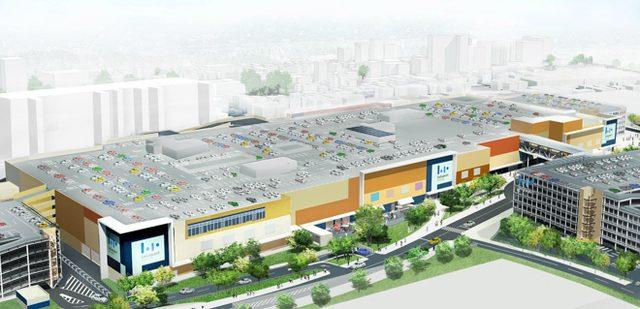 画像: 「ららぽーと」が神奈川・平塚に2016年秋開業 240店舗が出店