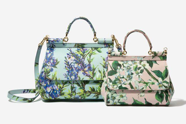 画像: ブランド初! ドルチェ&ガッバーナから春の花から咲き誇る日本限定商品が発売!