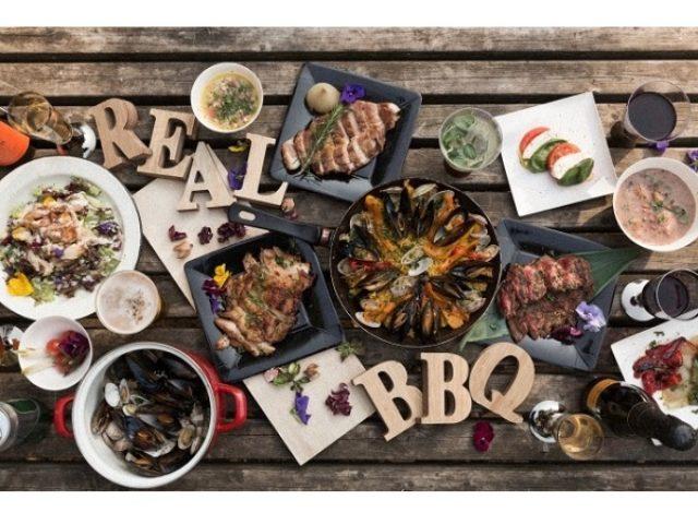 画像: 屋上でBBQを 大人のための「REAL BBQ PARK」が代官山にオープン