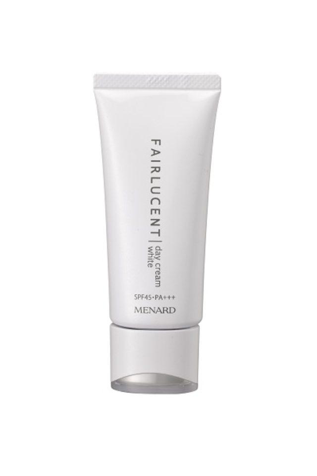 画像: 「メナード」から、紫外線から肌を守る日中用薬用美白クリームが登場