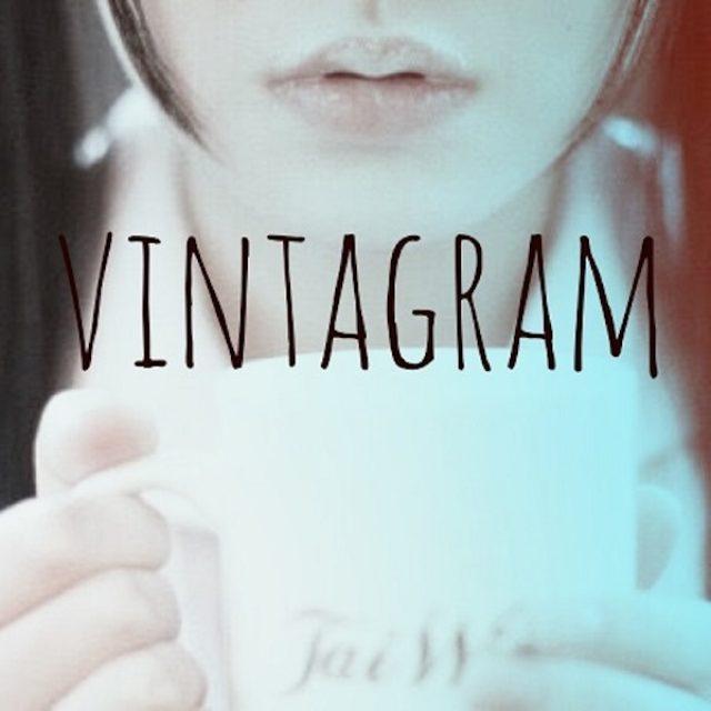 画像: ヴィンテージ写真が作れるアプリ「Vintagram」