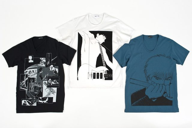 画像: 漫画家 上條淳士の代表作がラッドミュージシャンのTシャツに