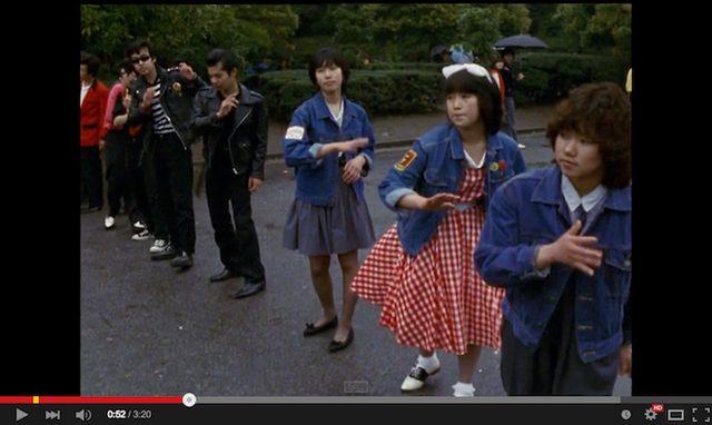 画像: 【動画】80年代原宿を一世風靡「竹の子族」に注目した英バンドのMVが話題
